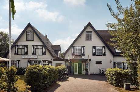 Bijzondere overnachting in Hotel Prins Hendrik op Texel