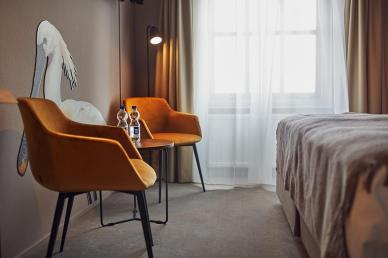 Bijzondere Overnachting Origineel Overnachten Waddeneilanden Hotel Prins Hendrik Texel6