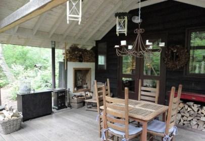 Bijzondere Overnachting Origingeel Overnachten Slapen in de bossen in een boshuisje op de Veluwe3