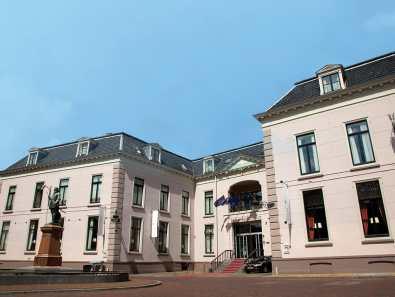 Bijzondere Overnachten Origineel Overnachten Fletcher Hotel Stadhouderlijk Hof Leeuwarden Friesland1