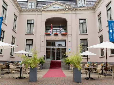 Bijzondere Overnachten Origineel Overnachten Fletcher Hotel Stadhouderlijk Hof Leeuwarden Friesland3