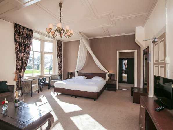 Bijzondere Overnachting Origineel Overnachten Fletcher Hotel Huis Landgoed Eerbeek9