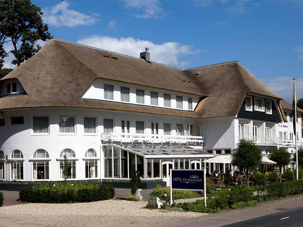 Bijzondere Overnachting Origineel Overnachten Luxe Fletcher Hotel Malle Jan op de Veluwe nabij Apeldoorn13