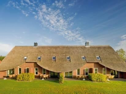 Bijzondere Overnachting Origineel Overnachten Slapen in een luxe boerderij Hof van Saksen Landal Greenparks10