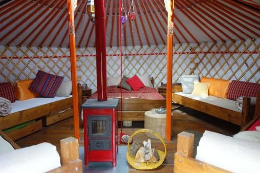 Origineel overnachten in een Mongoolse Yurt5