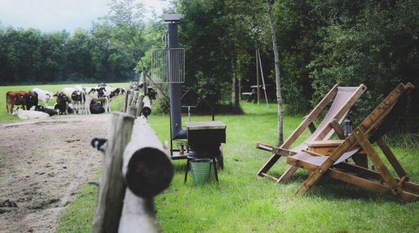 Bijzondere Overnachting Origineel Overnachten Slapen op boerderij De Lange Weide BoerenBed in Dwingeloo13