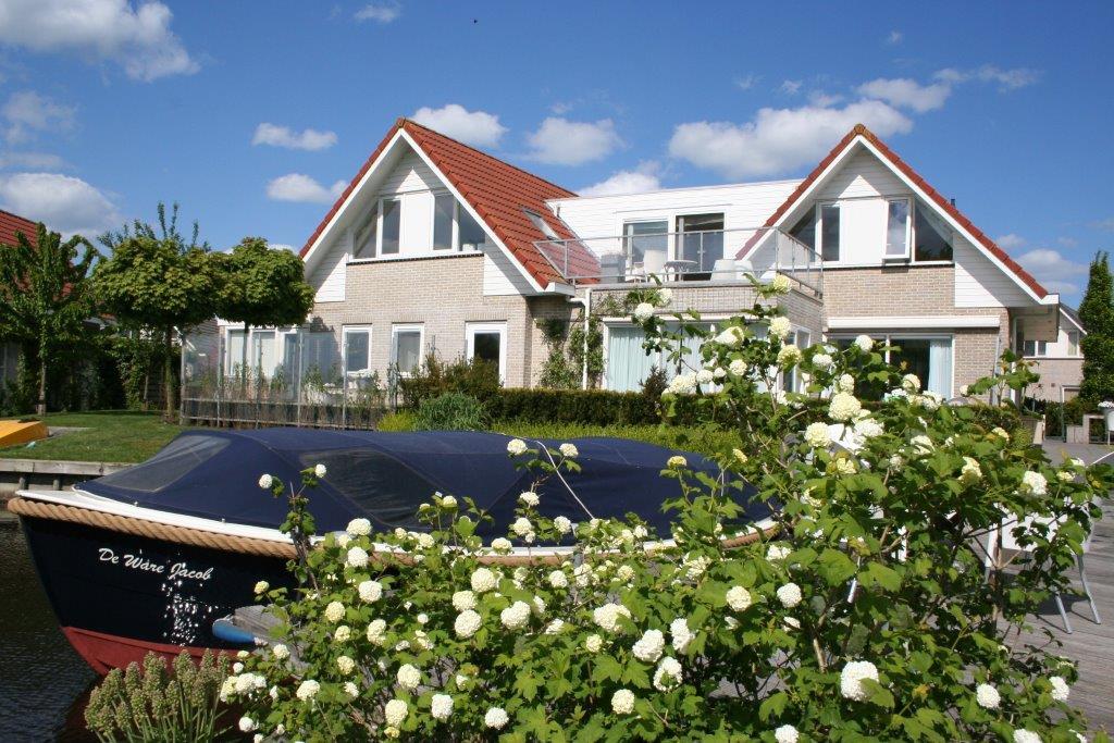 Villa Envie - Luxe boutique hotel aan het Sneekermeer