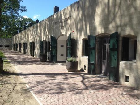 Bijzondere Overnachting Origineel Overnachten Slapen in Wellness Resort Fort Beemster10