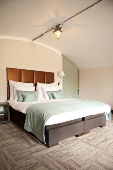 Bijzondere Overnachting Origineel Overnachten Slapen in Wellness Resort Fort Beemster2