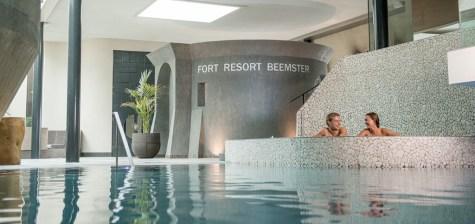 Bijzondere Overnachting Origineel Overnachten Slapen in Wellness Resort Fort Beemster24