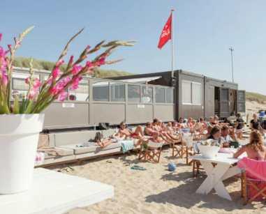 Bijzondere Overnachting Origineel Overnachten Vakantiehuis Kleine Nachtegaal in duinen van Schoorl12
