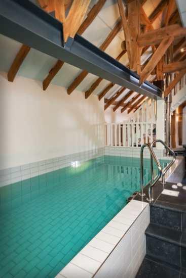 Bijzondere Overnachting Slapen op landgoed de Weldaed in Aalten Romantiscshe Wellness villa2