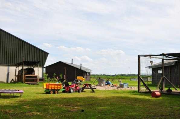 Bijzondere Overnachting Slapen bij de boer op de Brabantse Hei in Hooge Mierde2