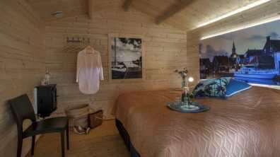 Bijzondere overnachting Lodgehotel de Lelie1