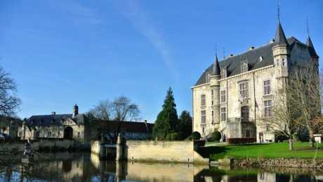 Historisch kasteel in het prachtige Limburg