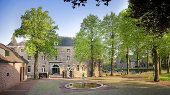 Bijzondere Overnachting Bilderberg Hotel Kasteel Chateau Holtmuhle Limburg Tegelen1