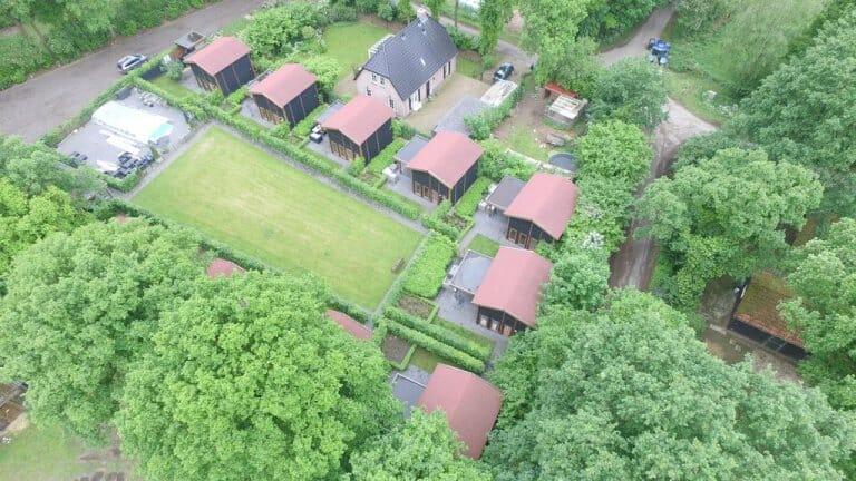 Bijzondere Overnachting Gelderland Uddel Wellness vakantiepark de Eikensingel5