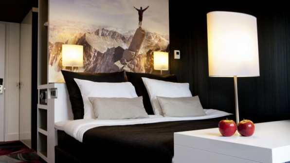 Bijzondere Overnachting Hampshire Hotel Uden5