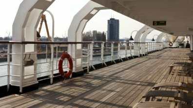 Bijzondere Overnachting Holland Amerikalijn Schip SS Rotterdam15
