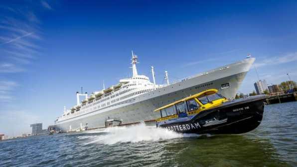 Bijzondere Overnachting Holland Amerikalijn Schip SS Rotterdam2