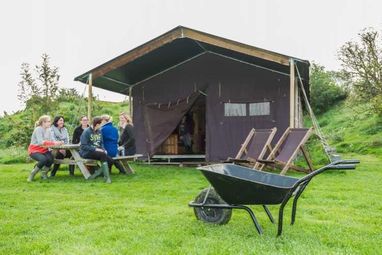 Bijzondere Overnachting Slapen bij de Boer Hoeve Draafsel Lochen Gelderland Achterhoek23