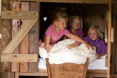 Bijzondere Overnachting Slapen bij de Boer Hoeve Meijer op de Veluwe in Otterlo19
