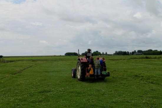 Bijzondere Overnachting Slapen bij de Boer op De Groene Hoeve Wijdenes boerderij Noord-Holland17