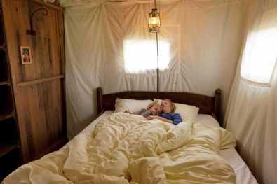 Bijzondere Overnachting Slapen bij de Boer op De Groene Hoeve Wijdenes boerderij Noord-Holland23