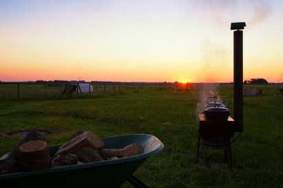 Bijzondere Overnachting Slapen bij de boer Boerderij de Kalverweide Steenwijk Drenthe22