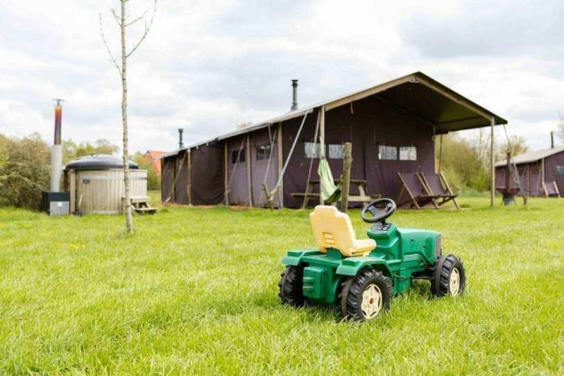 Bijzondere Overnachting Slapen bij de boer Boerderij de Kalverweide Steenwijk Drenthe9