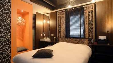Bijzondere Overnachting hotel brabant landgoed Huize Bergen in Vught3