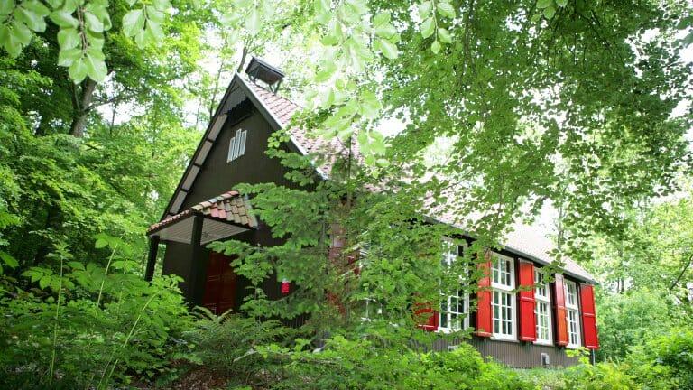 Bijzondere Overnachting in de natuur Landgoedhotel Woodbrooke Achterhoek13