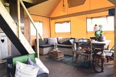 Bijzondere Overnachting Origineel Overnachten Duynpark het Zwanenwater Callantsoog slapen aan de kust3