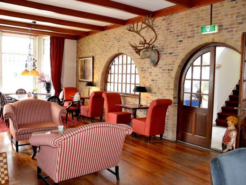 Bijzondere Overnachting Origineel Overnachten Fletcher Hotel Marijke in Bergen Hollandse Kust8