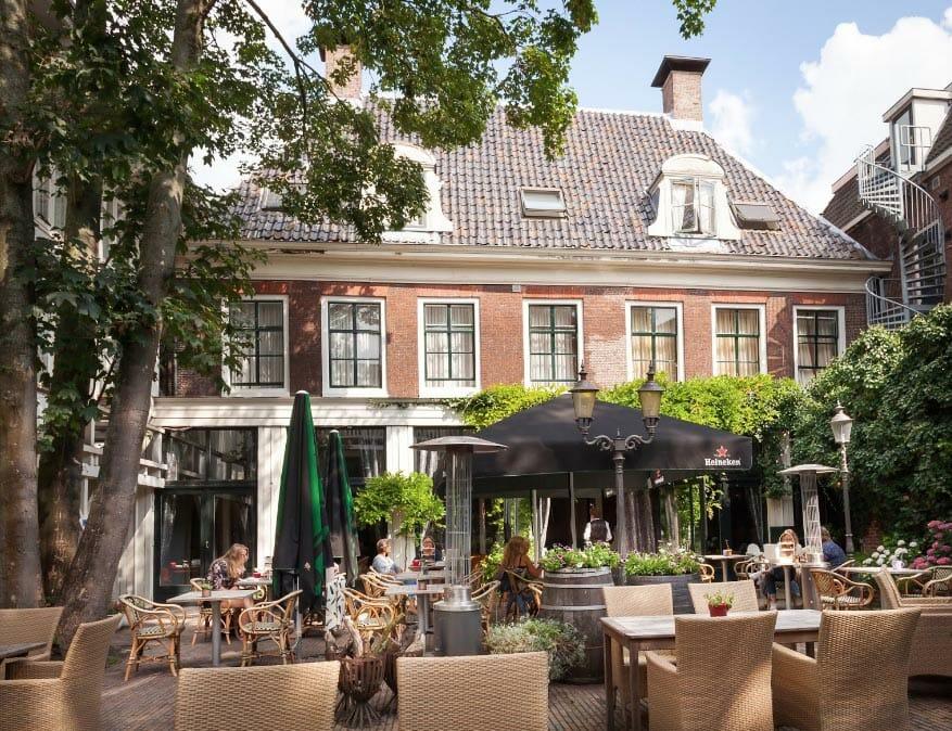 Bijzondere overnachting in het Hotel Schimmelpenninck Huys te Groningen