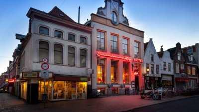 Bijzondere Overnachting Origineel Overnachten Hotel Schimmelpenninck Huys Groningen3