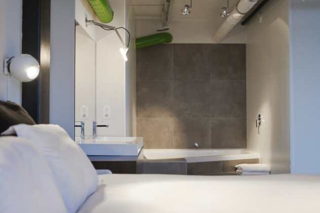 Bijzondere Overnachting Origineel Overnachten Hotel Stroom Rotterdam5
