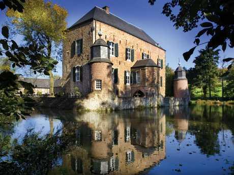 Origineel overnachten in Limburgs Kasteel Erenstein