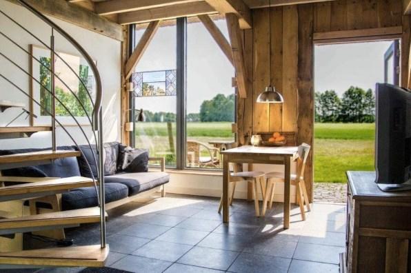 Bijzondere Overnachting Slapen in vakantiehuisje Drenthe Wilmsboo4