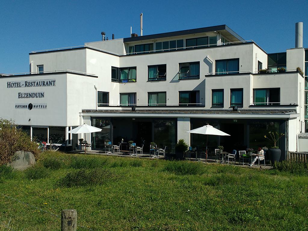 Designhotel Fletcher Elzenduin aan de Zuid-Hollandse kust