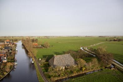 Bijzondere Overnachting Origineel Overnachten Slapen in de Watertoren van Nes Friesland11