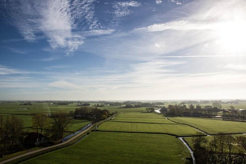 Bijzondere Overnachting Origineel Overnachten Slapen in de Watertoren van Nes Friesland21