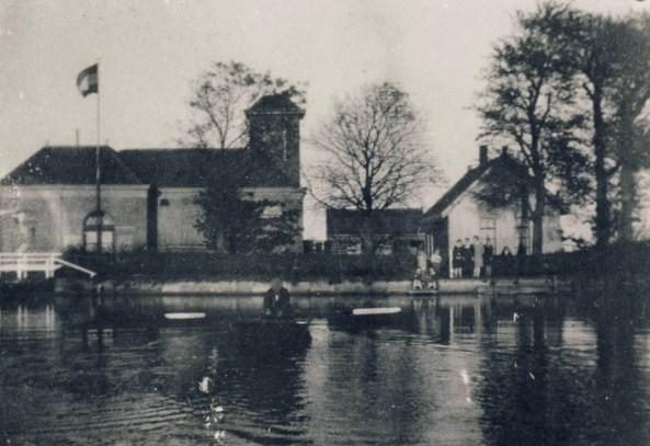 Origineel Overnachten Bijzondere Overnachting Pomphuis van Zouteveen Schipluiden7