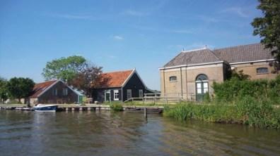Origineel Overnachten Bijzondere Overnachting Pomphuis van Zouteveen Schipluiden9