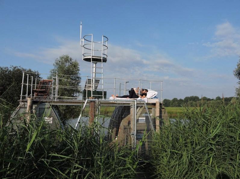 Origineel Overnachten Bijzondere Overnachting Slapen op een ecolodge woonboot in de Biesbosch1