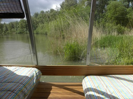 Origineel Overnachten Bijzondere Overnachting Slapen op een ecolodge woonboot in de Biesbosch3