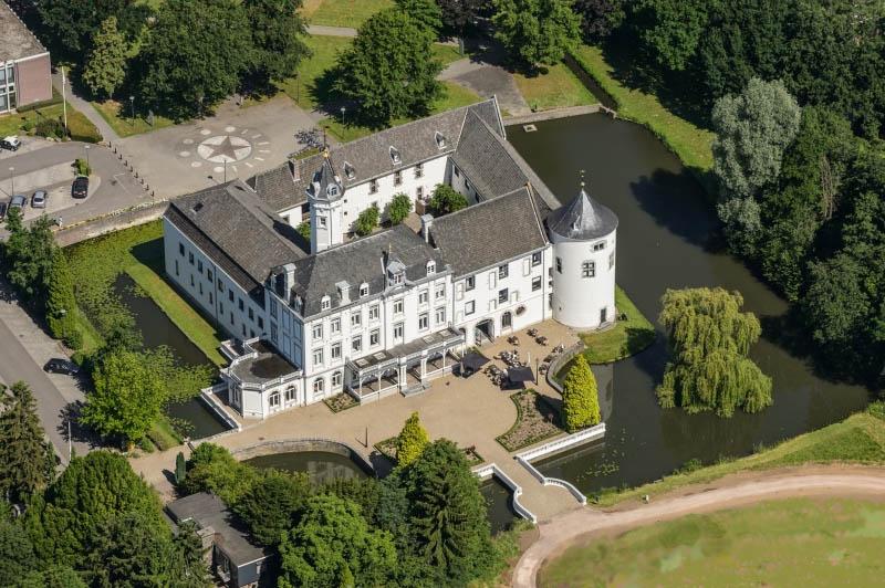 Bijzondere Overnachting Hotelschool Maastricht Chateau Kasteel Bethlehem17