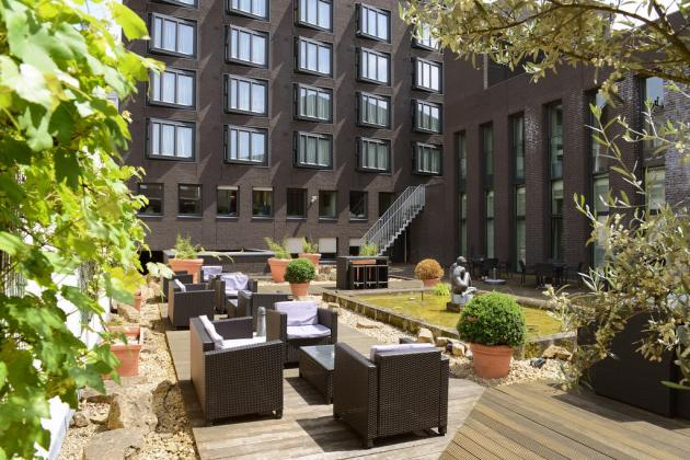 Bijzondere Overnachting Origineel Overnachten Goedkoop hotel in het centrum van Maastricht18