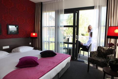 Bijzondere Overnachting Origineel Overnachten Goedkoop hotel in het groene hart bij de Vinkeveense Plassen3