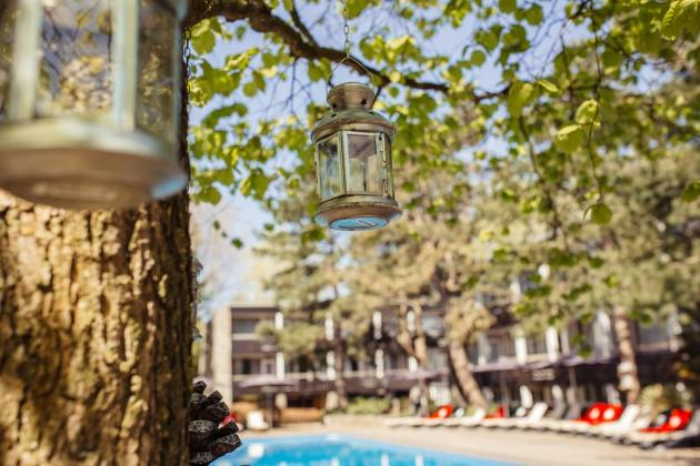 Bijzondere Overnachting Origineel Overnachten Slapen in Badhotel Rockanje aan het strand7